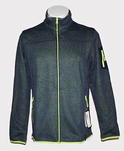 sportiva colletto Neongr Nuovo l con 50 Icepeak stanghetta a Stue Giacca Navy ovp fOdxqSIwq