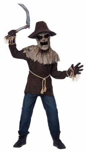 Wicked Scarecrow Child Halloween Boys Costume
