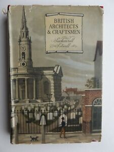 British-Architects-amp-Craftsmen-Sacheverell-Sitwell-First-Edition-1945-Book