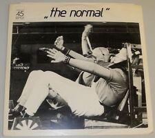 "★★12"" DE**THE NORMAL - WARM LEATHERETTE (MUTE '89 / RARE)★★9263"