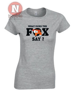 What-does-the-fox-say-Youtube-dance-video-Norwegian-Ylvis-funny-ladies-t-shirt