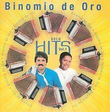 FREE US SHIP. on ANY 2 CDs! NEW CD Binomio De Oro: Solo Hits