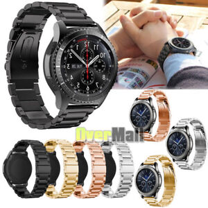 Stainless-Steel-Strap-Watch-Band-For-Samsung-Galaxy-Gear-S3-Frontier-Classic