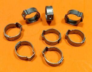 Mopar-Correct-Crimp-Type-Fuel-Line-Hose-CLAMPS-Oetiker-Keystone-340-360-383-5-16