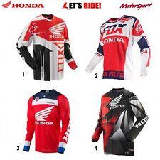 Honda Jersey,MX,Motocross Jersey,Sport,Off Road,Dirt Bike,Atv,Shirt