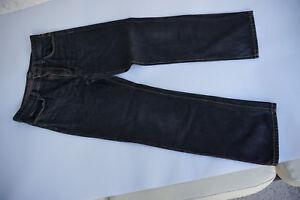 JOOP! Robbie Herren Men Jeans Hose 35/32 W35 L32 stonewashed dunkelgrau TOP #6k