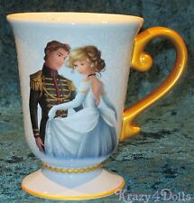 Disney Designer Fairytale Doll Collection Princess Cinderella & Prince Mug