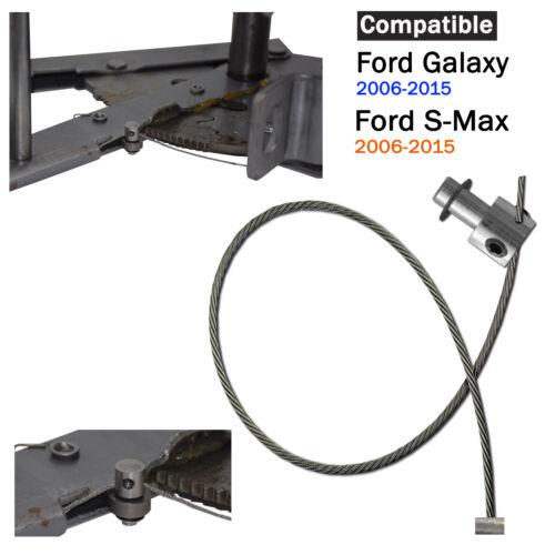 FORD S-MAX  FORD GALAXY HANDBRAKE LEVER RELEASE CABLE 2006-2015