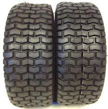 Deestone 13x6.50-6 Turf Lawn Tires (Set of Two)