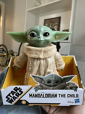 Details about  /Star Wars Mandalorian BABY YODA The Child 6 1//2 Inch Posable Action IN STOCK!