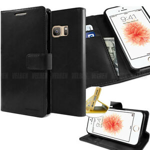 Cuir-Slim-Hard-Cover-Flip-Diary-Etui-Housse-Pour-iPhone-XR-Galaxy-Note-9-S10-5-g