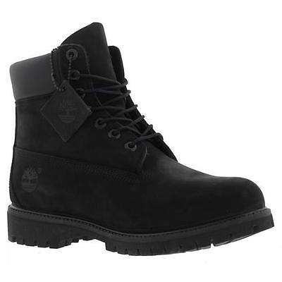 Timberland 6 Inch Premium Mens 10073 Nubuck Leather Waterproof Boots Size 7-14.5