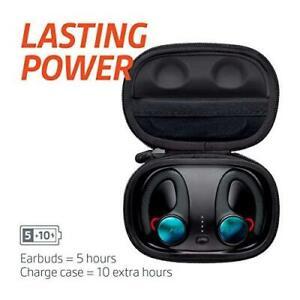 Plantronics Backbeat Fit 3100 True Wireless Earbuds Bluetooth Waterproof