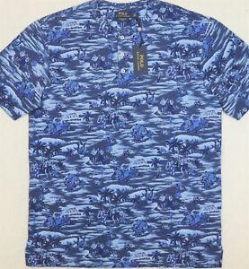 A imagem está carregando Polo-Ralph-Lauren-Malha -Pluma-Hawaiian-Island-Henley- 5a527911ac1