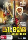 Evil Bong Double (DVD, 2011, 2-Disc Set)