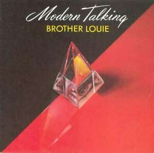 Modern-Talking-Brother-Louie-7-034-Single-Vinyl-Schallplatte-44448