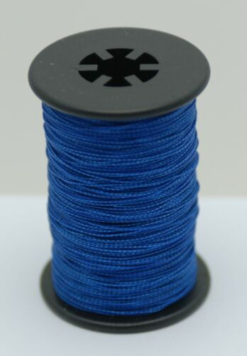 Royal Blue BCY Powergrip Serving Thread Jig Spool Bow String Bowstrings, .014""