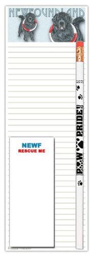 Newfoundland Notepad /& Pencil Gift Set
