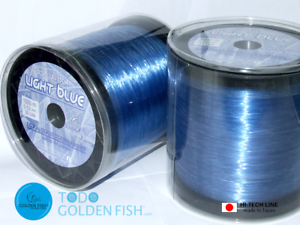 goldEN FISH SPECIAL BOAT LIGHT blueE 1,15mm 130Lb 1000m IGFA CLASS tournament
