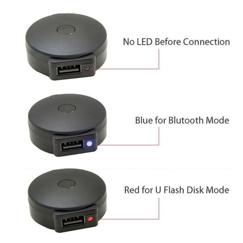 1PC Bluetooth Music Adapter  MMI Interface Wireless For Mercedes-Benz Universal