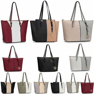 043512da8 LeahWard Women's Large Size Shoulder Bags Ladies Shopper Bag ...