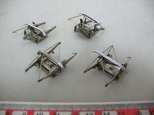 AE622-0-5-4-Stueck-Maerklin-Marklin-00-H0-Stromabnehmer-Typ-6-Bastler-sehr-gut