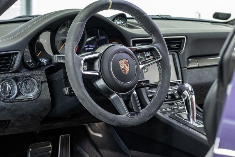 Porsche 911 GT3 RS Coupé PDK - 13
