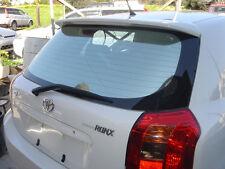 Roof rear spoiler wing for TOYOTA COROLLA RUNX ALLEX  2001-2006 , 5-door