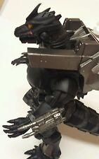 "Bandai 9"" Black Mecha Godzilla FIGURE 2002 theater tag IN USA"