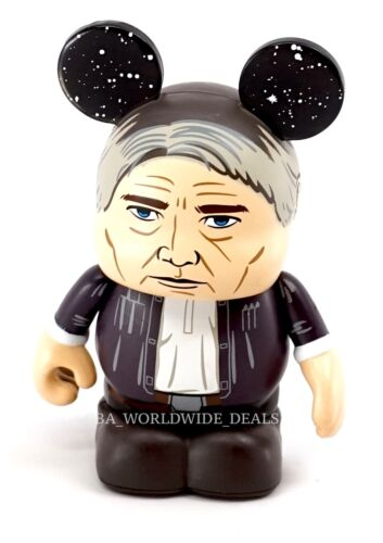 NEW Disney Vinylmation Star Wars Series The Force Awakens Han Solo CHASER Figure