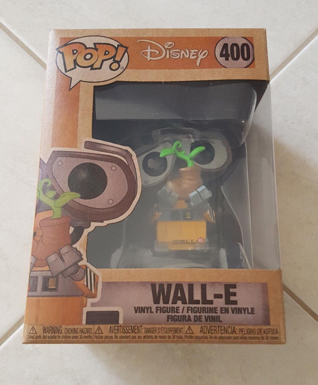 Wall-E Earth Day EXCLUSIVE Funko Pop Vinyl Figure RARE (READY TO POST)