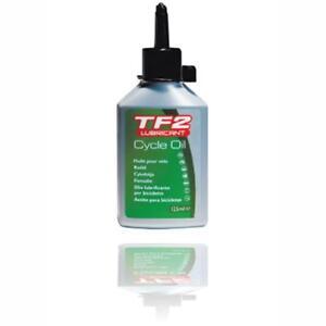 Weldtite-125ml-Bike-chain-oil-Bicycle-TF2-Mountain-bike-lubricant
