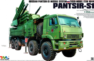Russian-Pantsir-S1-Missile-System-Tiger-Model-1-3-5