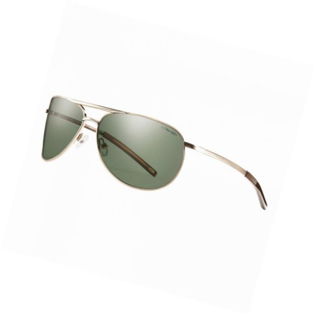e155d958b61e Smith Optics Adult Serpico Slim 2 Aviator Sunglasses for sale online ...