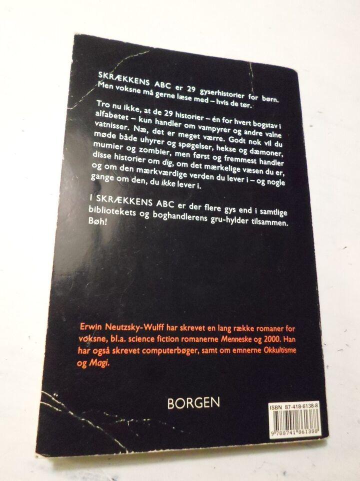 Bøger og blade, Erwin Neutsky-Wulff