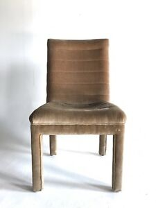 Astounding Details About 4 Vintage John Widdicomb Parsons Style Dining Chairs Mid Century Danish Modern Ibusinesslaw Wood Chair Design Ideas Ibusinesslaworg