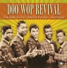 Doo Wop Revival: R&B Vocal Group Sound 1961-1962 [4/14] by Various Artists (CD, Apr-2014, 3 Discs, Fantastic Voyage)