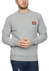 Sweater para Ellesse Diveria hombre Sweat Crew Marl Grey zxdCqAdR