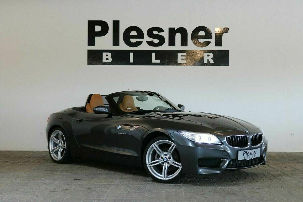 BMW Z4 2,0 sDrive20i Roadster 2d - 459.800 kr.