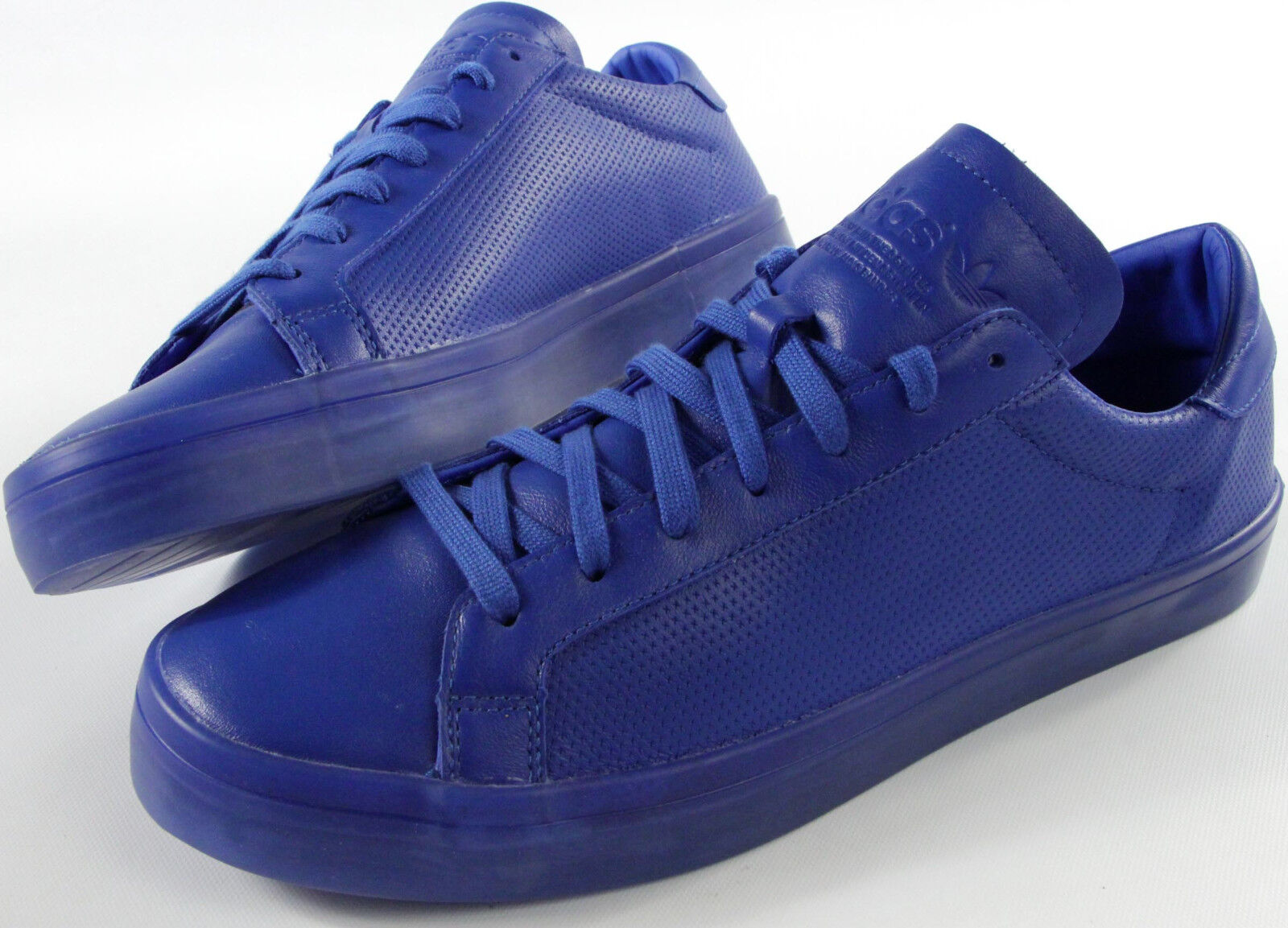 ADIDAS Originals Court Vantage Royal Schuhe - NEU - Adicolor klassische blaue Turnschuhe