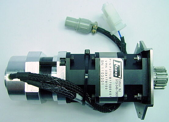 Faber P371-IB7000X01 IB17000 Gearhead Motor Assembly Ametek Pittman 1.7A 90VDC