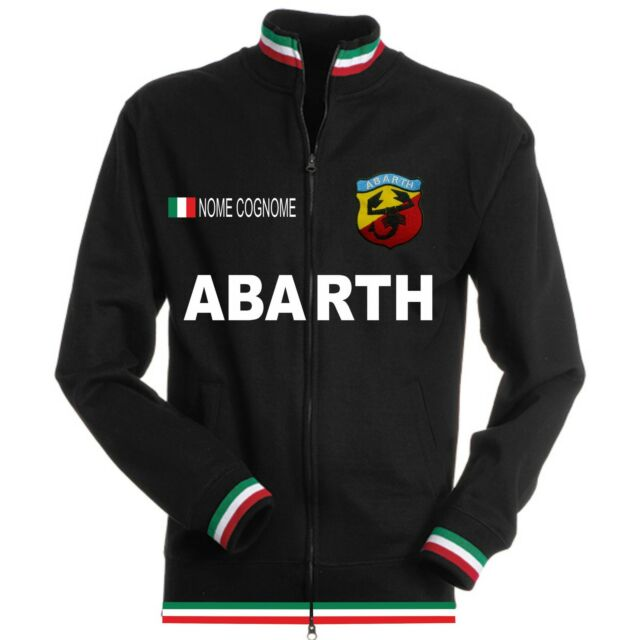 Abarth staff collection on eBay!