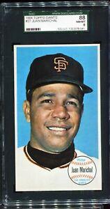 1964-Topps-Giants-37-JUAN-MARICHAL-San-Francisco-Giants-SGC-88-NM-MT