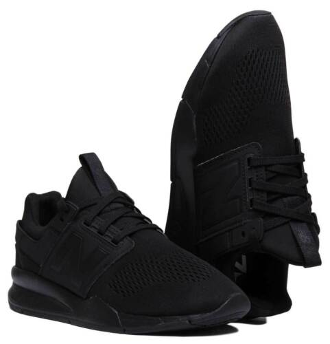 New Black Balance Baskets Hommes De Eu Mailles Filet Pointure 247 47 40 rrxTwgPq