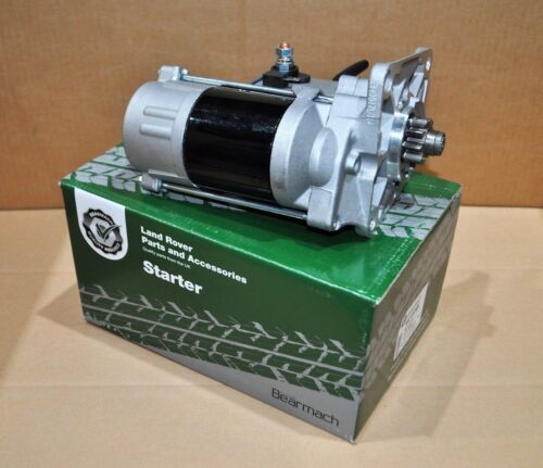 NAD101240 R Starter Motor to fit Land Rover Discovery Td5 Bearmach