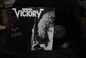 Checks By Mail >> Details About Victory Checks In The Mail 12 U S Remix Ep Record 80s Hard Rock Hair Metal