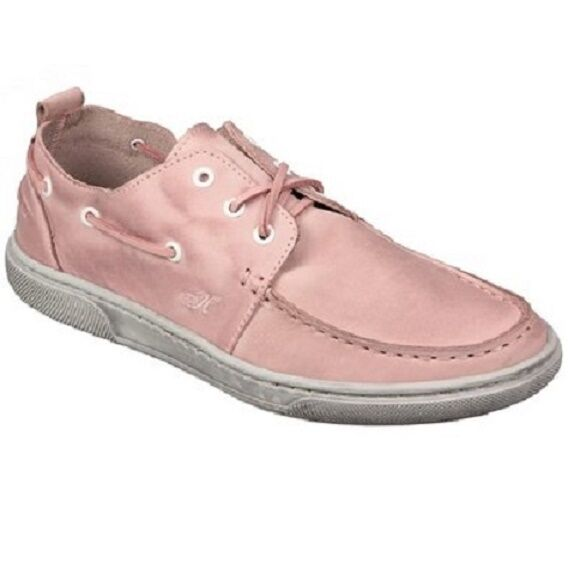 Women's Henleys leather shoes pink color Size UK 4 BNWOB