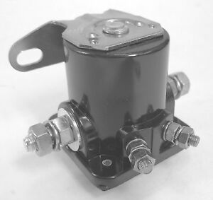 Details about New Vulcan Ford Style Remote Mount High Torque Starter  Solenoid