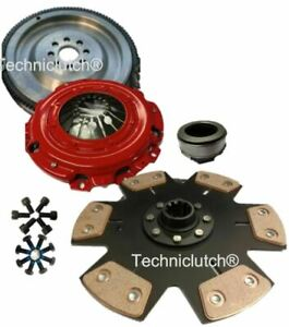 FLYWHEEL AND PADDLE CLUTCH KIT FOR SEQUENTIAL BMW 5 SERIES 523I RWD -- E39