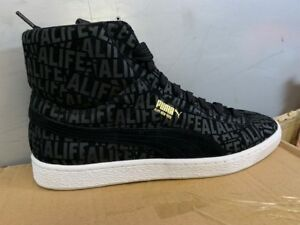 Up X Stuck Gr Neu Suede Alife 5 Mid Wildleder Noir 42 Puma New York nq7BOwPTS